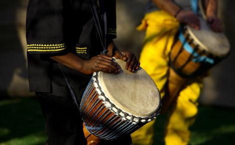 musique traditionnelle africaine-